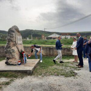 Obilježavanje 30. obljetnice napada na sela Potkonje i Vrpolje kod Knina