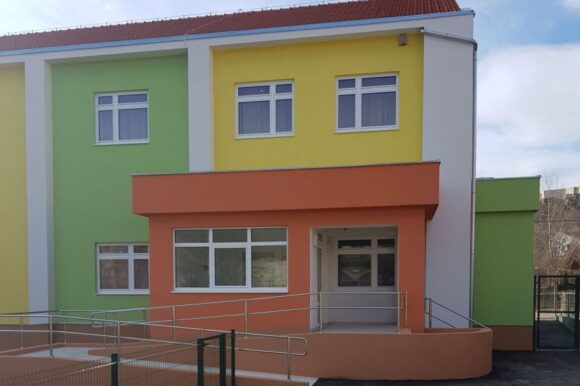 Grad Kninu odobrena su bespovratna sredstva za uređenje igrališta dječjeg vrtića