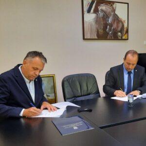 Grad Knin potpisao sporazum za izgradnju višestambene zgrade u gradu Kninu