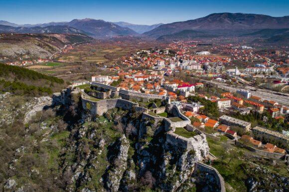Grad Knin proglašen hrvatskim gradom sporta 2021. godine